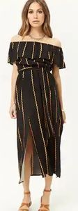 Forever 21 Midi Dress Size XS